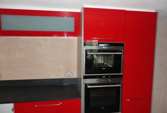 Kitchen installation in Fulham