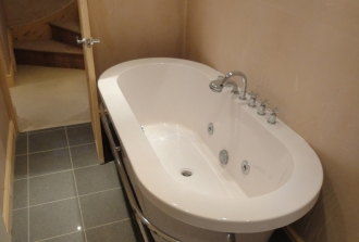 Bathroom installation at property in Purley